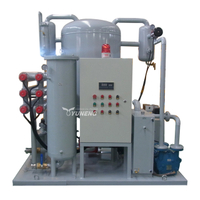 ZJC Vacuum Type Turbine Oil Filtration Machine
