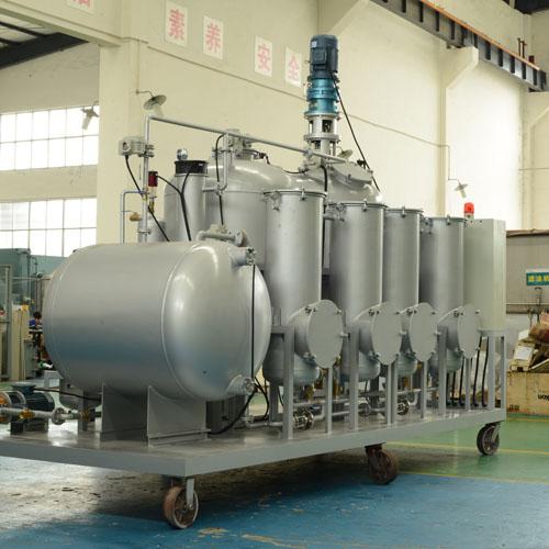 YUNENG YNZSY-LTY1000 Tyre Oil Purifier Oil Purification