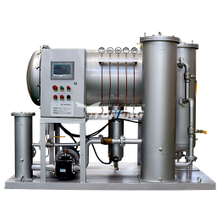 JT Coalescing Dehydration Turbine Oil Purifier( No heating, No vacuum, dehydrate by special filters)
