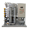 YUNENG ZJC6KY Black Lubricant Oil Filtration Machine