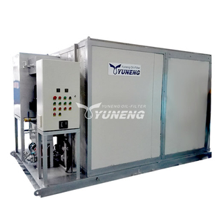 YZS Series Used Transformer Oil Regeneration System